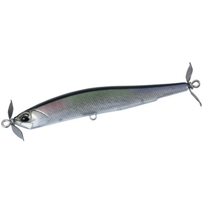 Wobbler DUO Realis Spinbait 80 Ghost M Shad