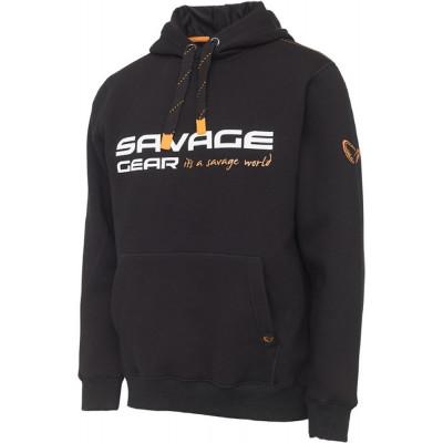 Savage Gear Cosmo Hoodie Black