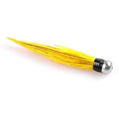 Hauzer Feathers 5 g Yellow 3 Pcs