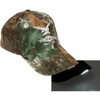 Cap Mikado Camo with LED