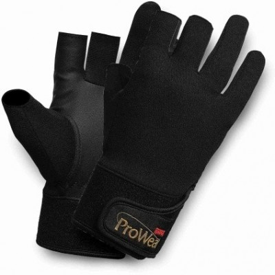Neoprenové rukavice Rapala Titanium Gloves Black