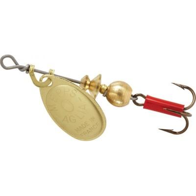 Spinner Mepps Aglia Gold 00