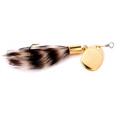Spinner Emte Kombi 1 Gold/Grizzly