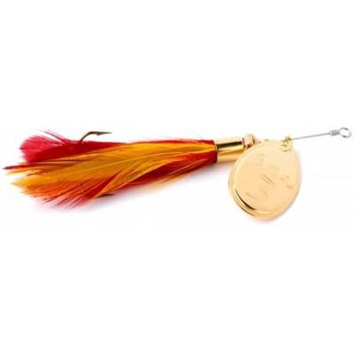 Spinner Emte Kombi 3 Gold/Red & Yellow