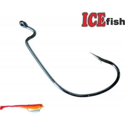 Vláčecí háček ICE Fish C