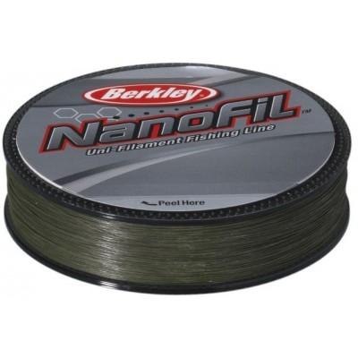 Vlasec Berkley Nanofil 125 m zelený