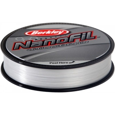Fishing Line Berkley Nanofil 125 m Clear Mist