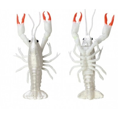 Rak Savage Gear 3D Crayfish 12,5 cm Ghost