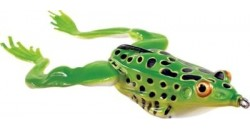 Žáby 3D Jumping, Reaction Frog