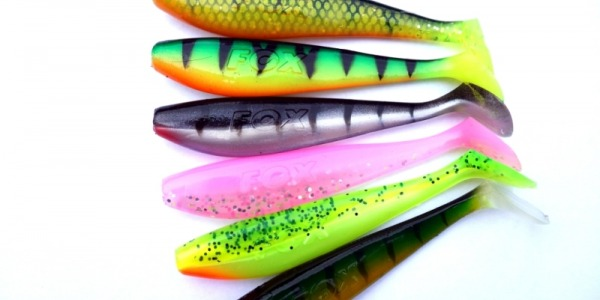 Added assortment Fox Rage lures!